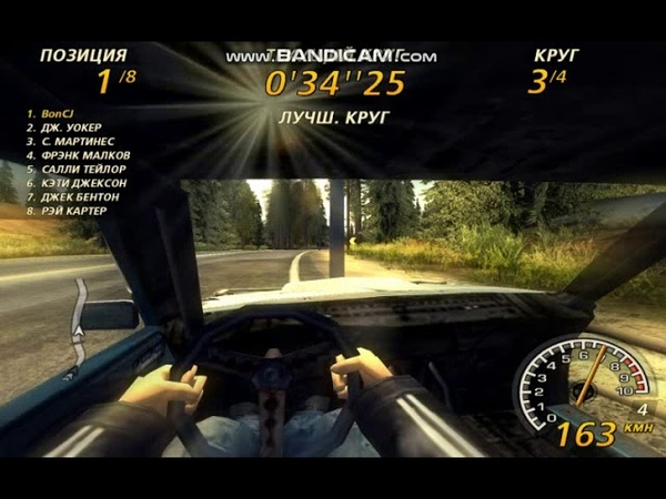 FlatOut 2 Timberlands 1 Derby Class All Laps 225.59 Chili first person