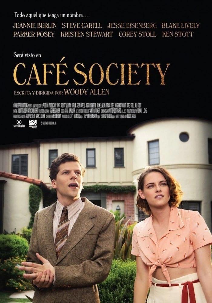 Светская жизнь / Caf? Society