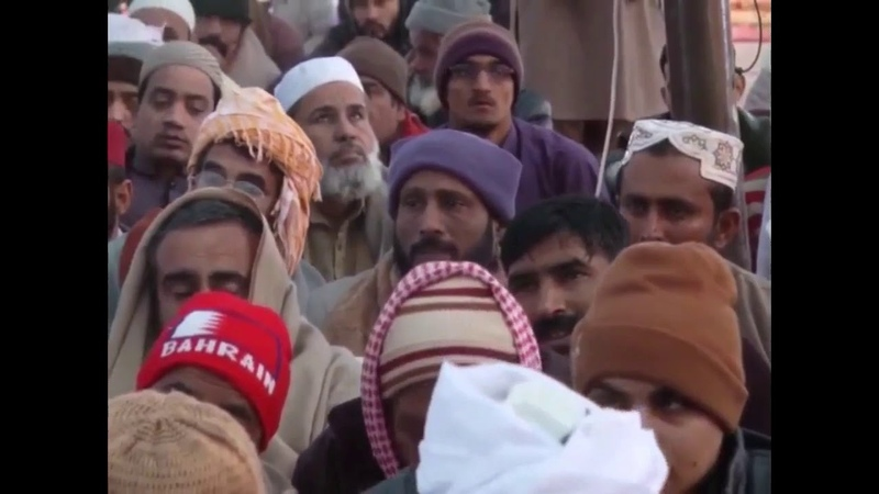 37th Jashn e Jilani Gousal e Azam Destahger conf in Kottri by Anjuman Sarfrosh e Islam Pak part 1