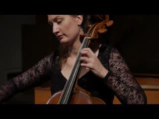 1008 j. s. bach - cello suite no.2 in d minor, bwv 1008 - eva lymenstull, cello