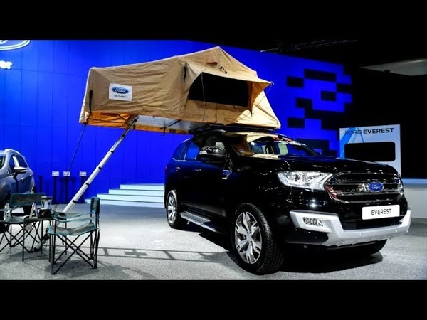 Ford EVEREST 2019 3.2L Exterior and Interior