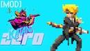 Katana Zero Dragon Mod Trailer