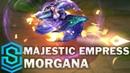 Majestic Empress Morgana Skin Spotlight Pre Release League of Legends