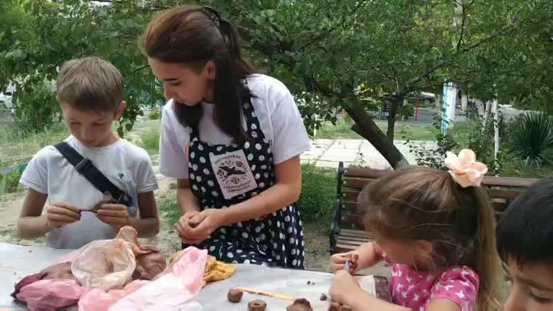 Добровольцы в городе, реализуемый РОО Центр стратегического развития и проектной деятельности Устойчивый Крым
