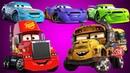 Мультфильм Тачки 3 Топ 10 Машин Мультики про Машинки Детские Песенки Мультики для Детей