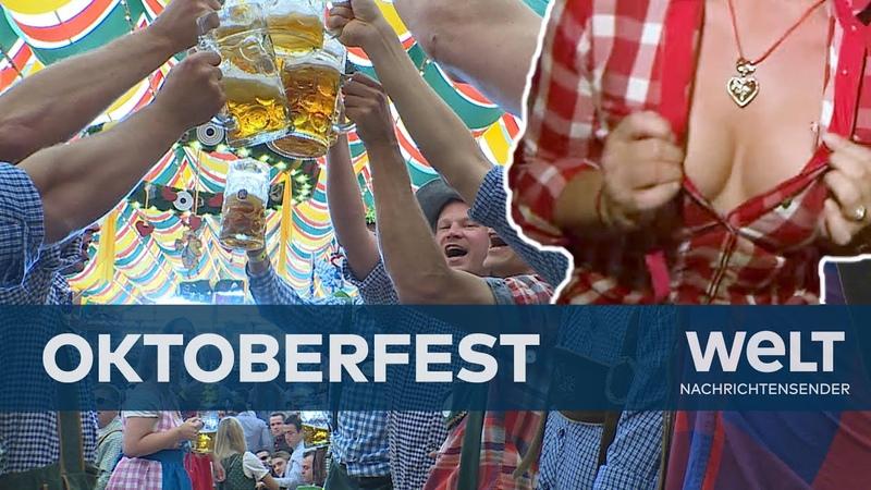 Oktoberfest: Wiesn Wahnsinn - Das größte Volksfest der Welt | Doku