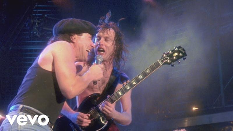 AC/DC - Dirty Deeds Done Dirt Cheap (Live at Donington, 8/17/91)