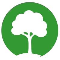 """Логотип Спасем парк """"Дружба"""" от застройки!"""