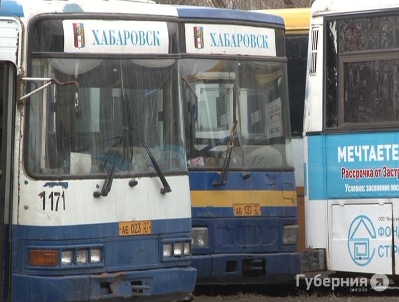 У хабаровского муниципального перевозчика останется только один автобусный маршрут