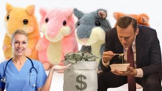 Откуда у хомяков Навального деньги на донаты?