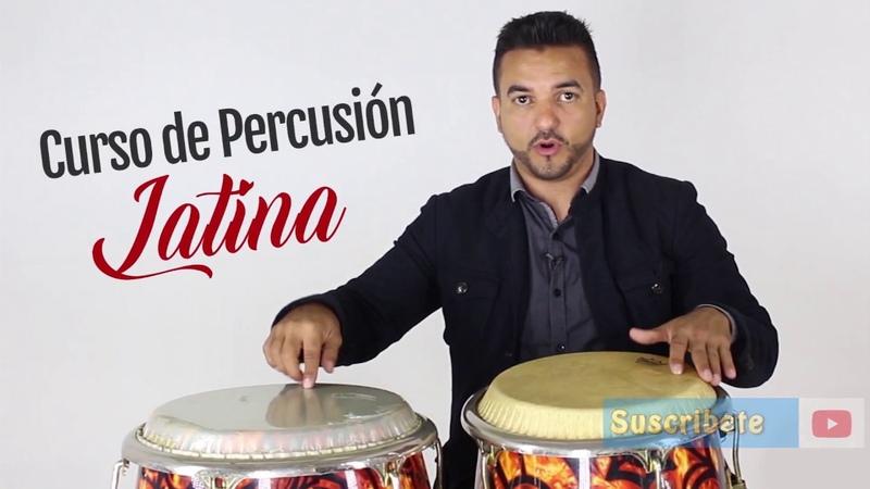 ¿Cómo lograr el tapao tapado slap galleta seco tabla CAP 35 Curso de Percusión Latina