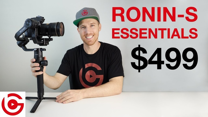 DJI Ronin-S ESSENTIALS KIT Essentials vs Standard - Which one should you buy