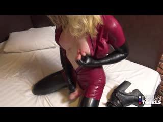 Lisa romanova (ts). lisa reaches an orgasmic climax! (18 may 2019) [russian-tgirls.com]