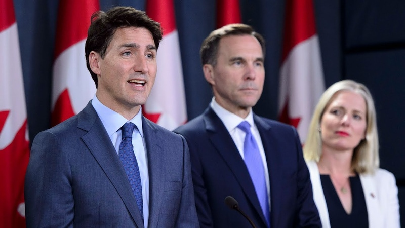 Trudeau approves TMX pipeline: Canada should take advantage of what we have