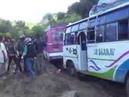 Dangerous roads at Gulmi, Nepal