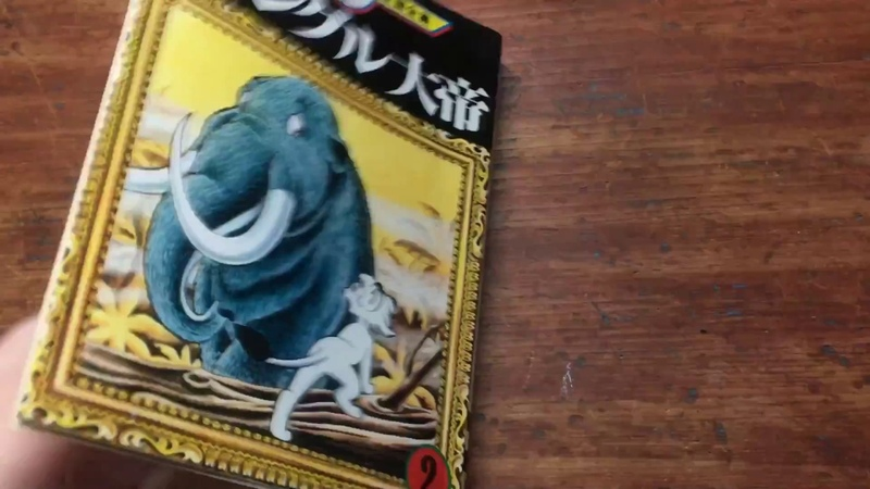 Jungle Emperor Kimba the White Lion Manga Overview Spoilers