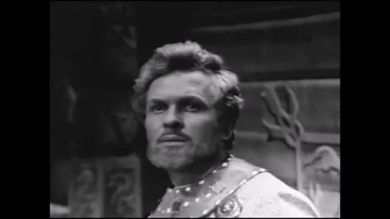 Даргомыжский Опера Русалка Песня Наташи из 2 д По камушкам по жёлту песочку