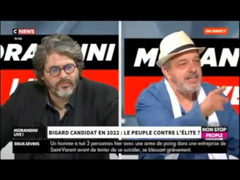 Tout sauf Mac n Philippe Pascot chez Morandini 28 05 20