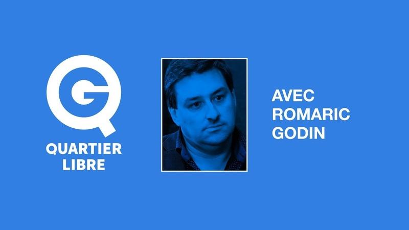 Quartier Libre Romaric Godin Macron un président radicalisé