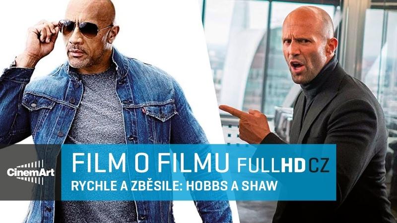 Rychle a zběsile: Hobbs a Shaw (2019) Jason Statham NESNÁŠÍ Dwaynea Johnsona