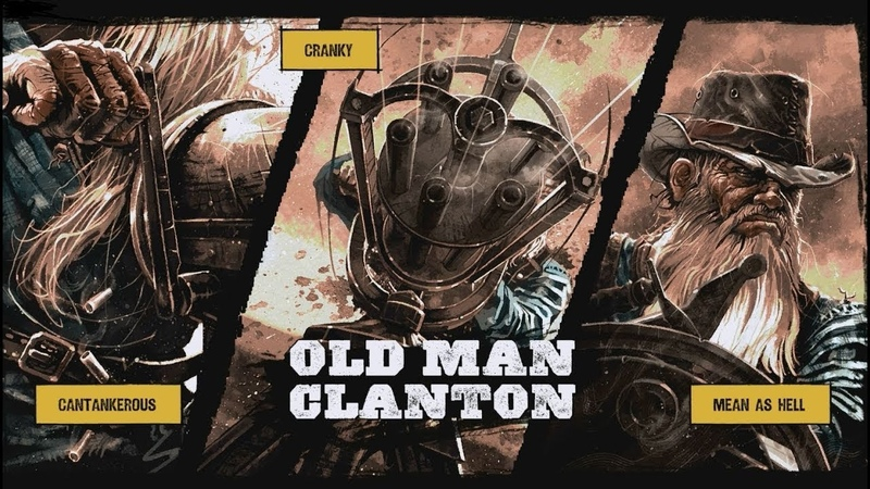 Kill Old Man Clanton Call of Juarez Gunslinger A Bullet For The Old Man