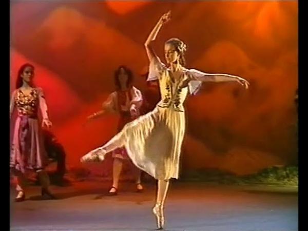 008 Гаяне Алла Дмитриева 1988 year Vaganova ballet academy