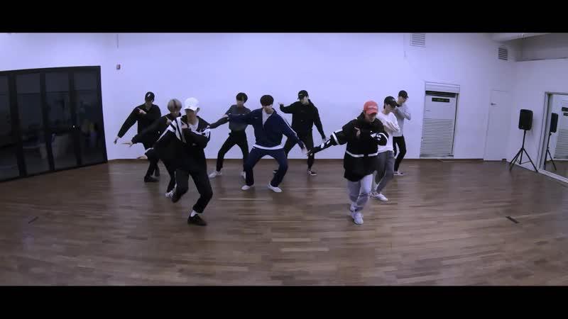 GREATGUYS(멋진녀석들) - BLACKWHITE Dance Practice [Mirrored]