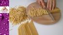 Erişte Nasıl Kesilir Erişte Kesmenin Tam mevsimi Makarna Tarifi Pratik Yemek Tarifleri