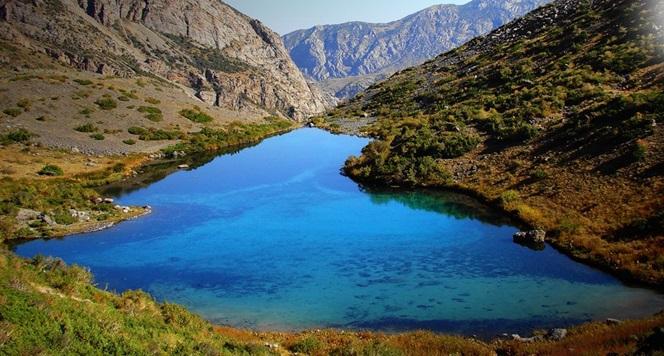 Озеро Сайрам-Су