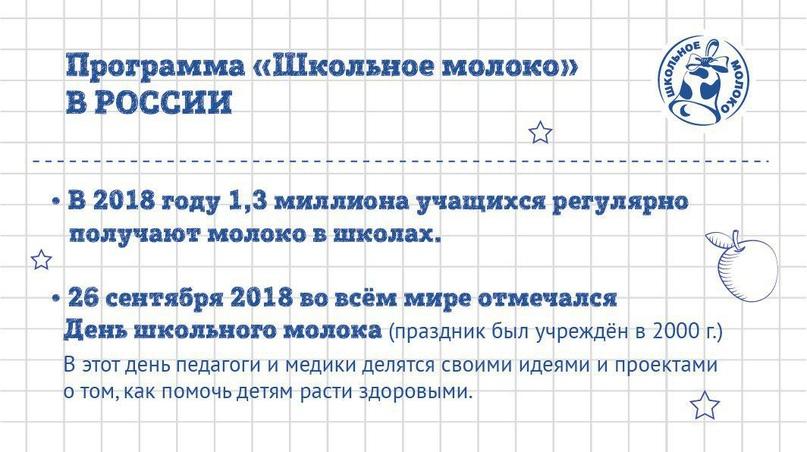 «Школьное молоко» в России: вклад в будущее, изображение №5