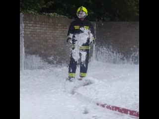 CAFS Training day / Snow day / foam party