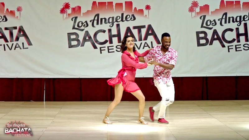 Dakota and Edwin - Los Angeles Bachata Festival 2019