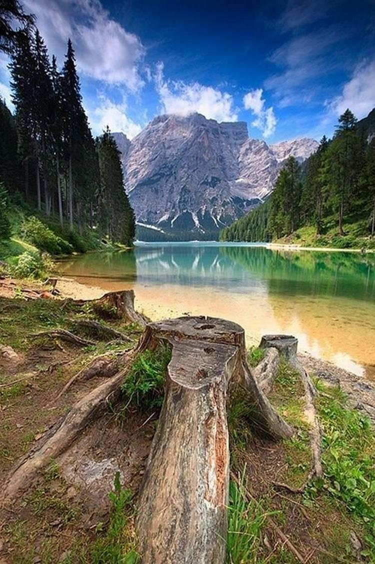 Озеро Брайес. То самое, о котором много фото :), изображение №6