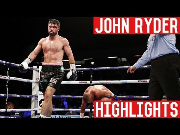 John Ryder Highlights The Gorilla