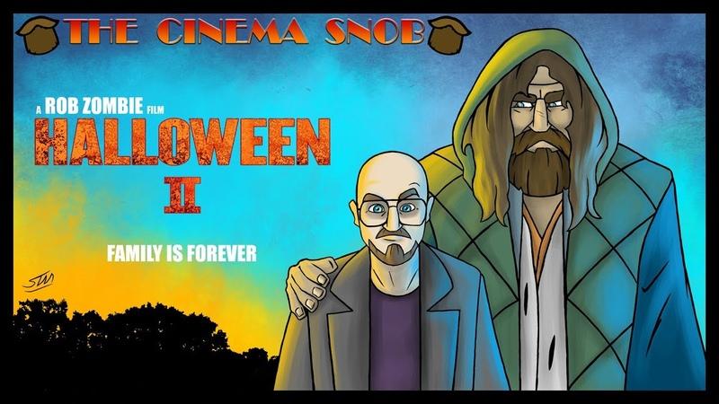 Rob Zombie's Halloween II - The Cinema Snob