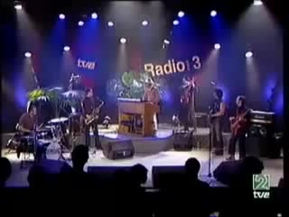 Los Granadians - Teddy Dos Dedos Garcia