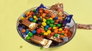 Plate Full of Sweets with Nursery Rhymes and Kids Song Twinkle Twinkle Little Star