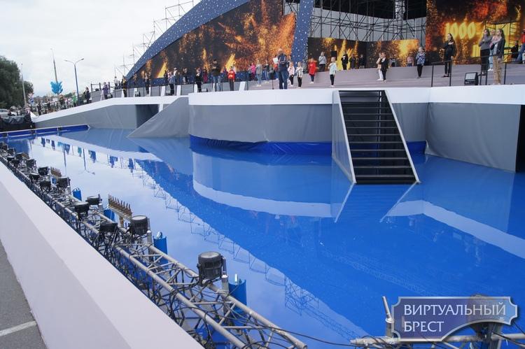 1001-летие Бреста отметят концертом на Гребном канале. Хедлайнеры пока не определены
