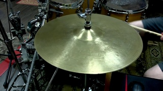 Zildjian 14' K Custom Dark Hi Hat
