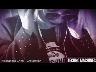 Alessandro crimi gravitation (video) @@technomachines #video #art #music #clip #dubtechno #sound # #promo