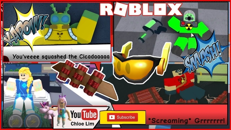 Roblox Heroes of Robloxia! How to Get Overdrive's Goggles Dynamo's bandolier! Event! Loud Warning!