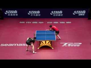 Fan Zhendong vs Ma Long | China Open 2019 (1/4)