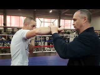 Как поставить нокаутирующий удар для уличной драки