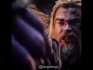 Рикардо милос спасает тора в мстителях финал | ricardo milos saves thor in avengers endgame