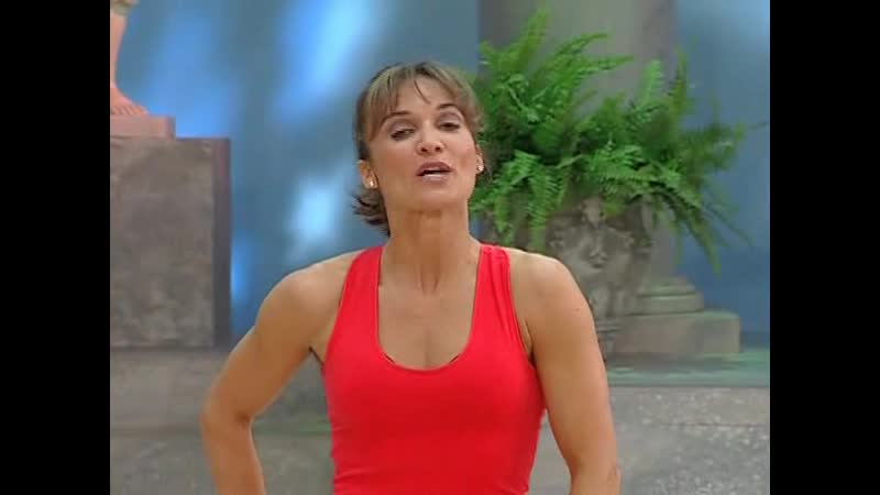 Cathe Friedrich 01 Total Cardio Step Intro