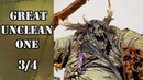 3 4 How to paint Great Unclean One Details highlights rust