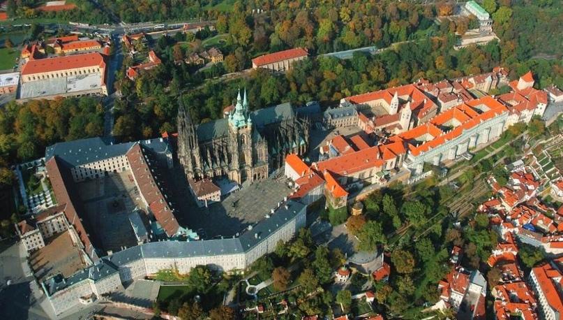10 причин побывать в Праге