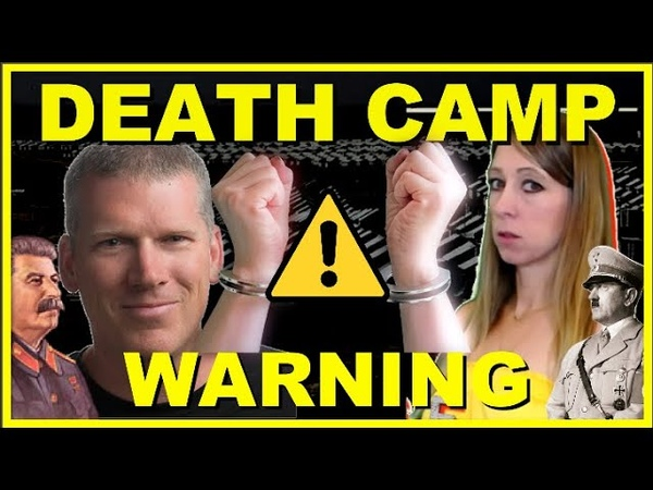 "(507) MIKE-ADAMS Issues ""Death Camp"" Warning! Genocide, Round-Ups? BOMBSHELL! - YouTube"