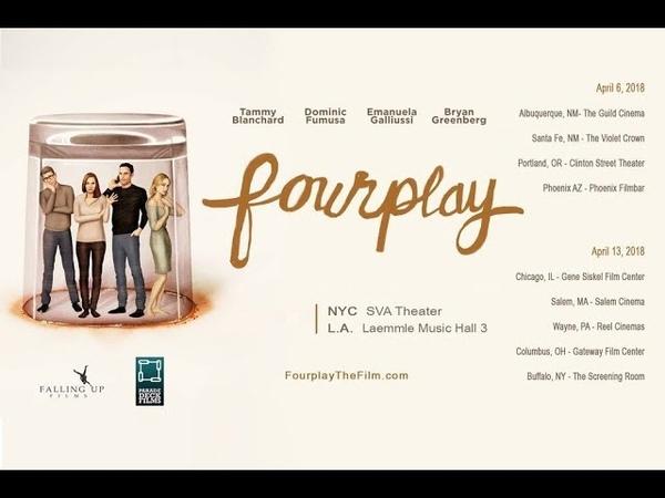 Любовь на четверых Fourplay (2018)