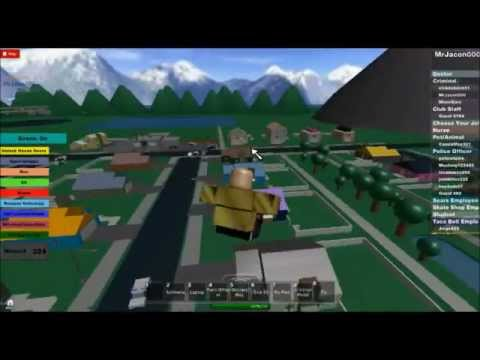 ROBLOX: Welcome To the Neighborhood of Robloxia Disasters